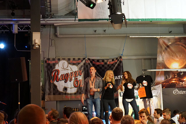 Stockholm Beer and Whisky Festival 2014 - party