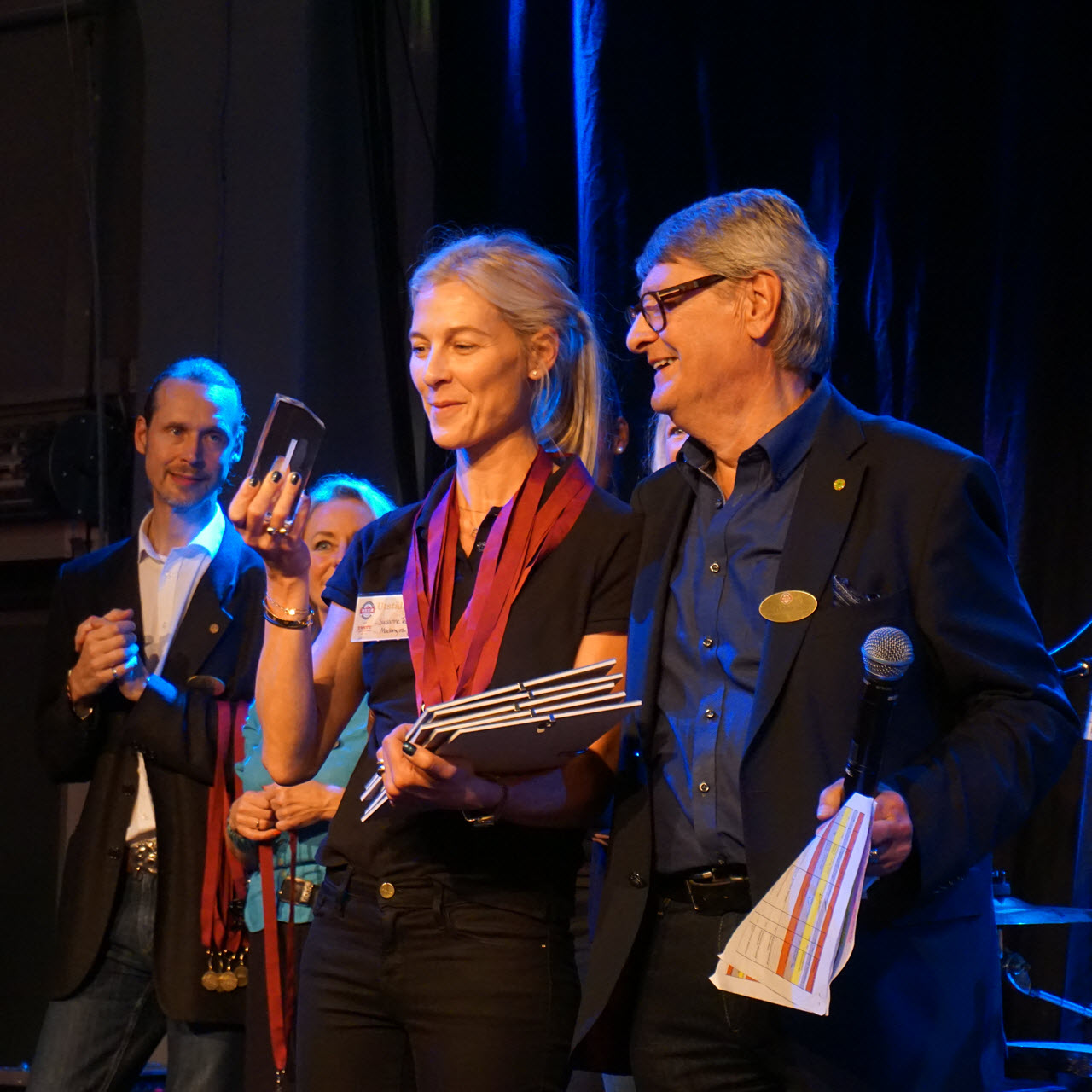 Stockholm Beer and Whisky Festival - the whisky awards