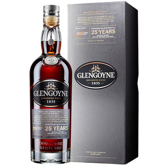 Glengoyne 25 YO
