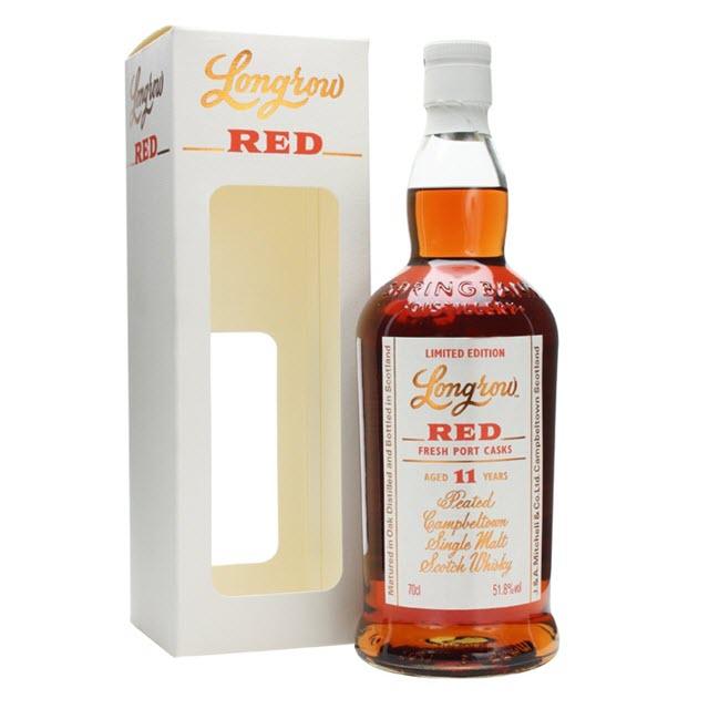 Longrow Red 11 YO - Port
