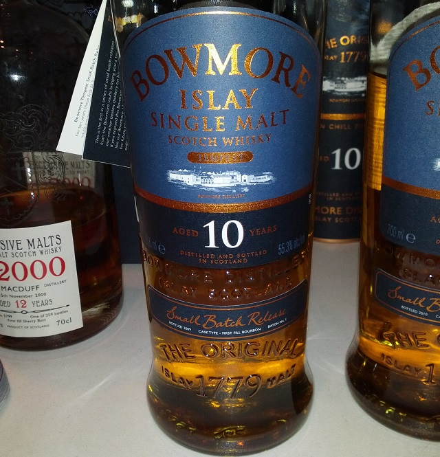 Bowmore Tempest 10 YO Small Batch Release No. 1