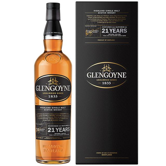 Glengoyn 21 YO