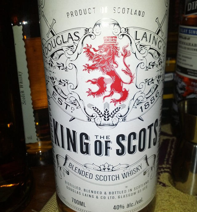 The King of Scots
