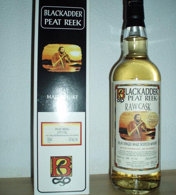 Peat Reek Blackadder Raw Cask