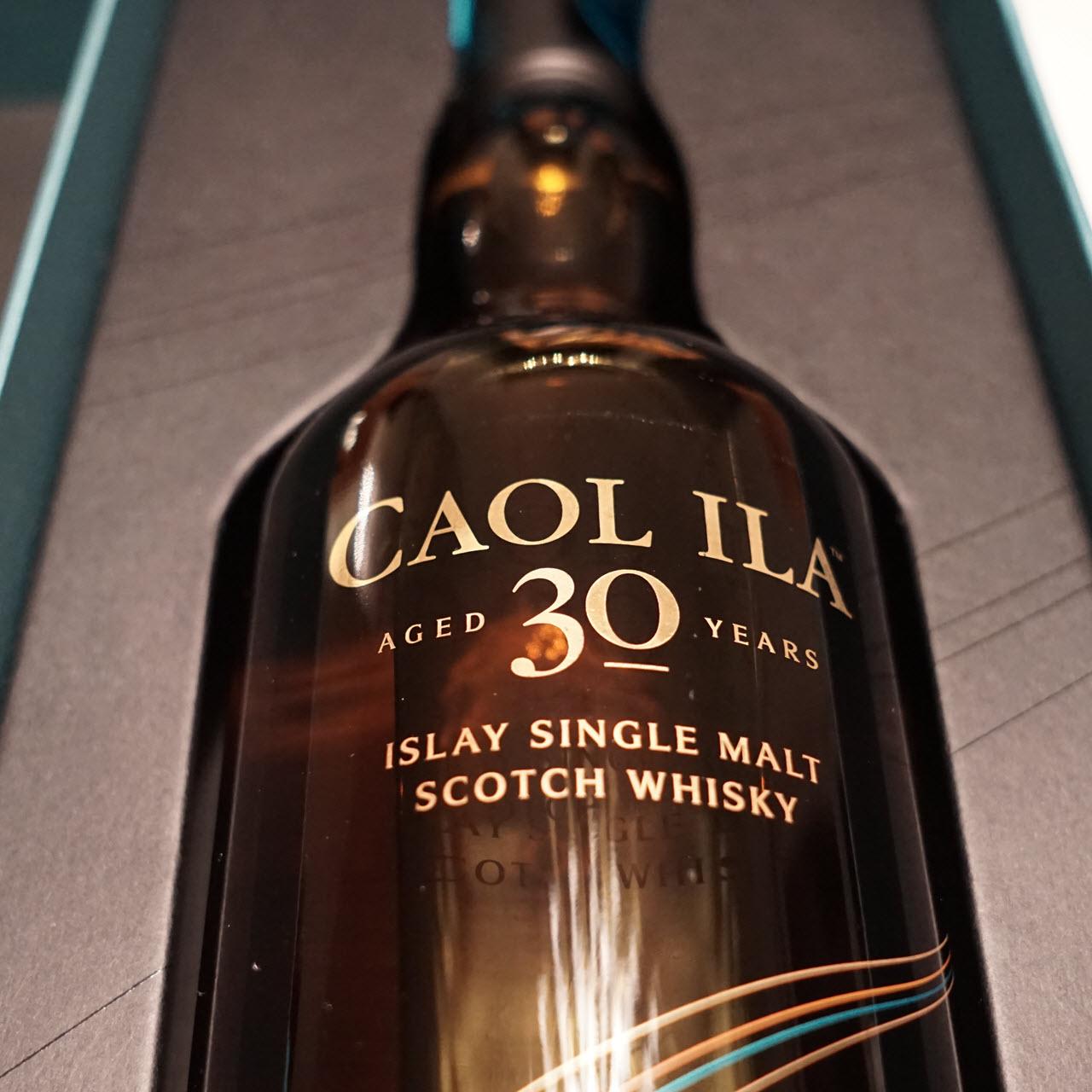 Caol Ila 1983 30 YO Special Release - image 1