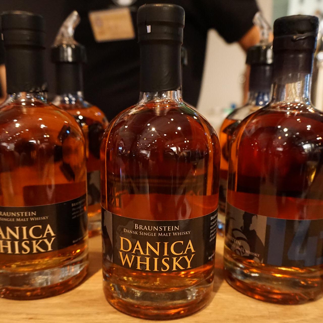 Nordic Whisky #25 - Braunstein Danica Whisky