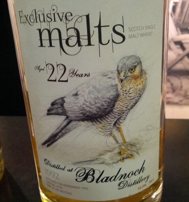 Bladnoch 1992 22 YO Exclusive Malts