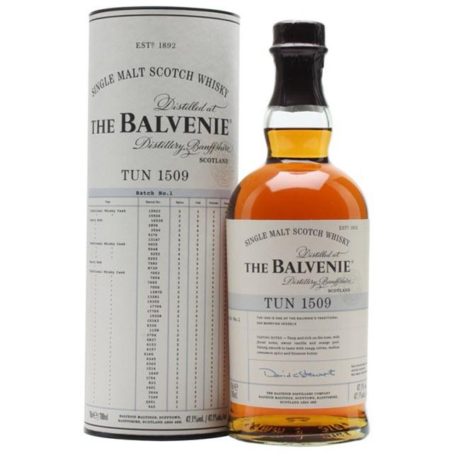 Balvenie Tun 1509 - Batch No. 1