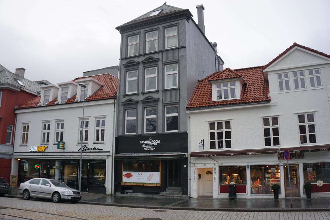 Bergen International Whisky & Beer 2015 - The Tasting Room