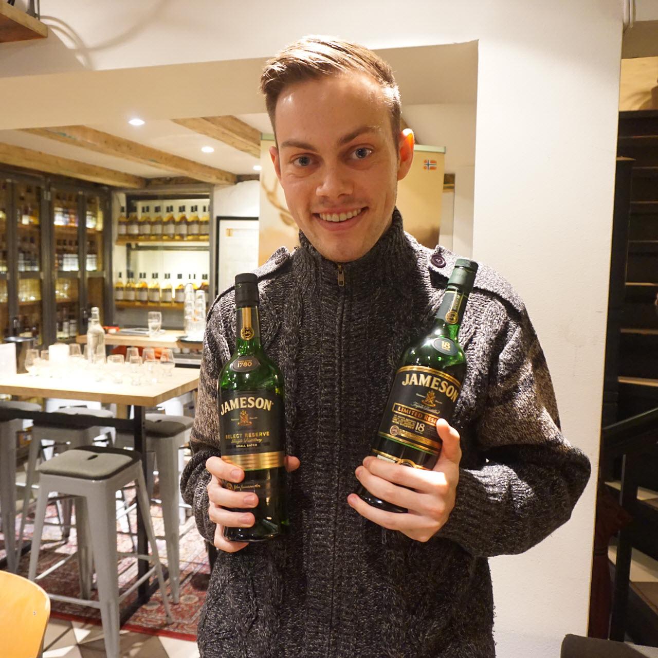 Bergen International Whisky & Beer 2015 - Conor Breen