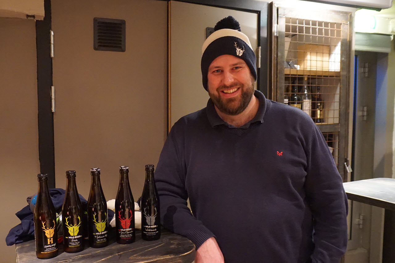 Bergen International Whisky & Beer 2015 - The Wild Beer Co