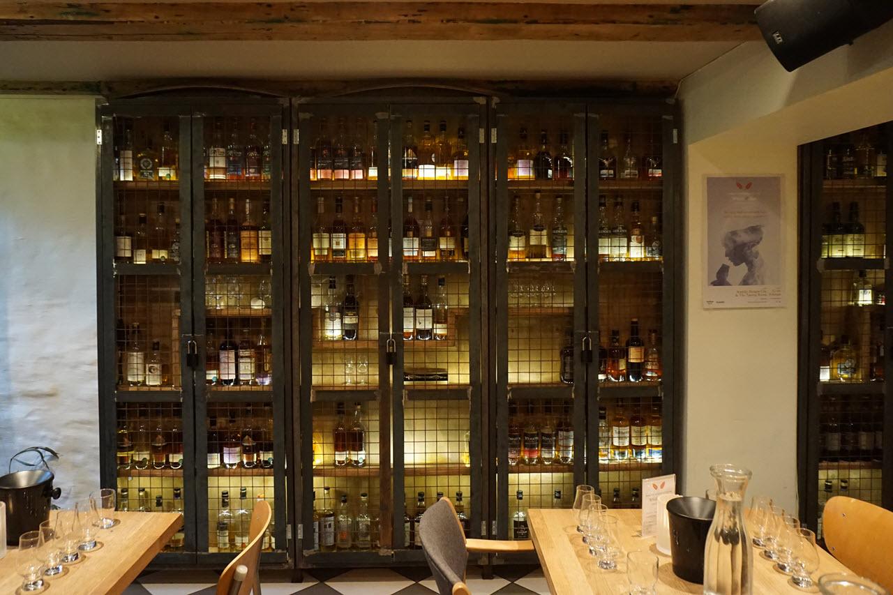 Bergen International Whisky & Beer 2015 - bottles 1