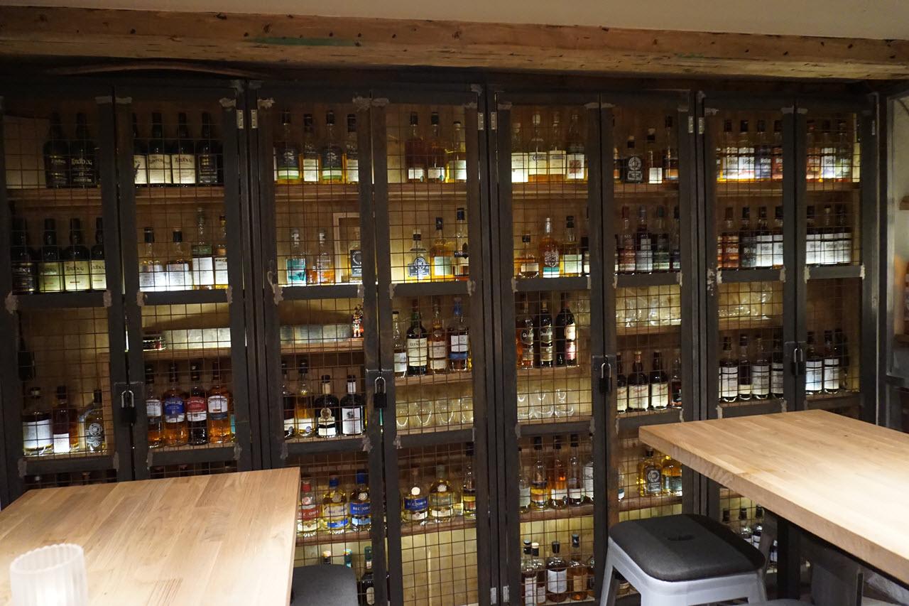 Bergen International Whisky & Beer 2015 - bottles 2