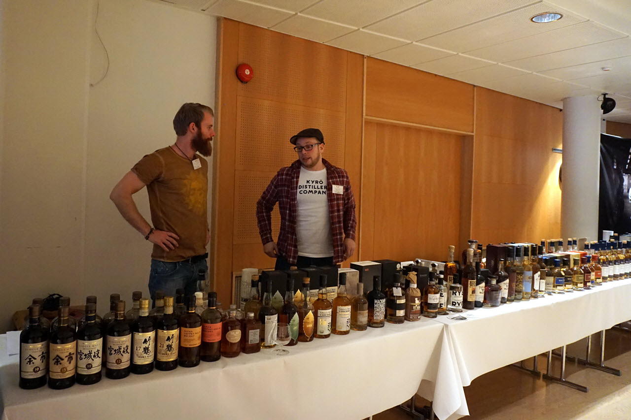 Bergen International Whisky & Beer 2015 - Cask Norway