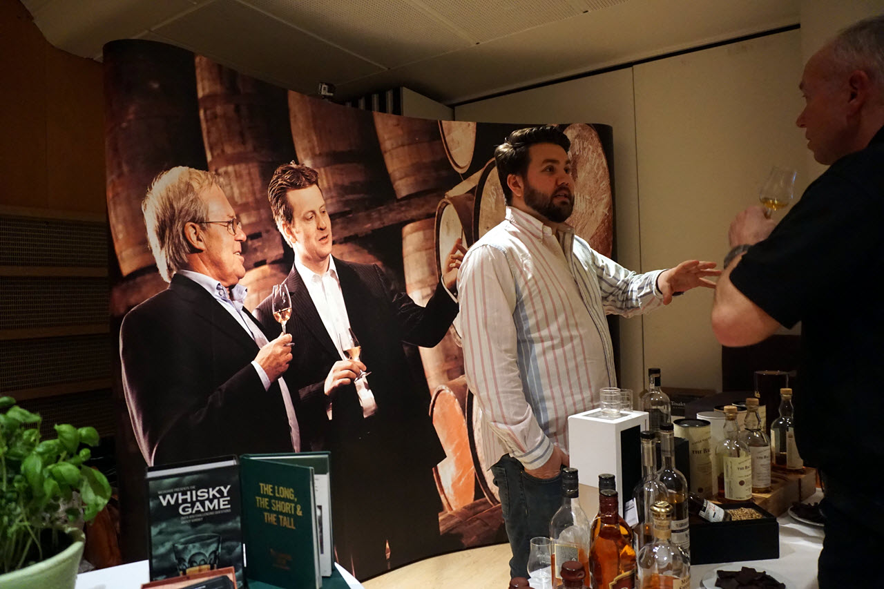 Bergen International Whisky & Beer 2015 - Prizelius