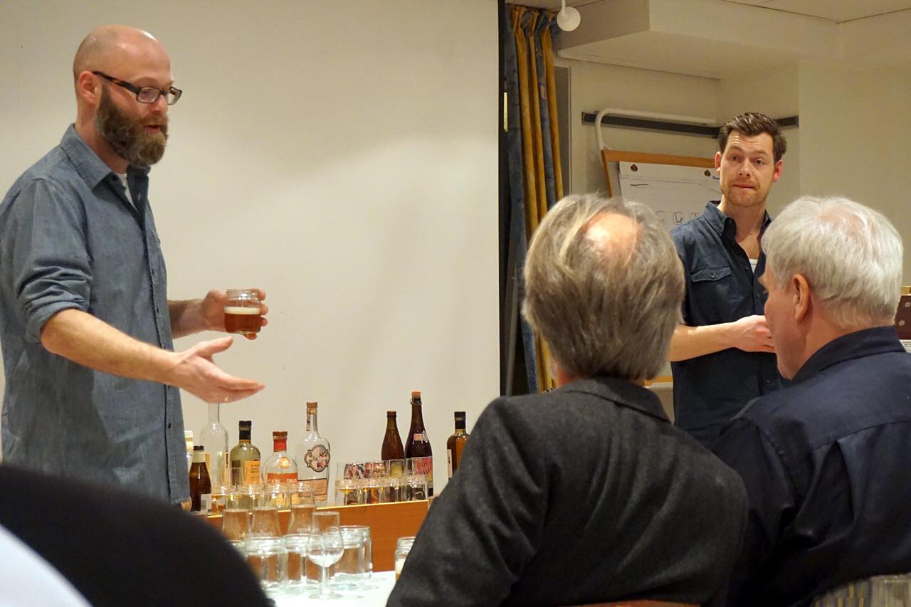 Bergen International Whisky & Beer Festival 2015 - rock & roll