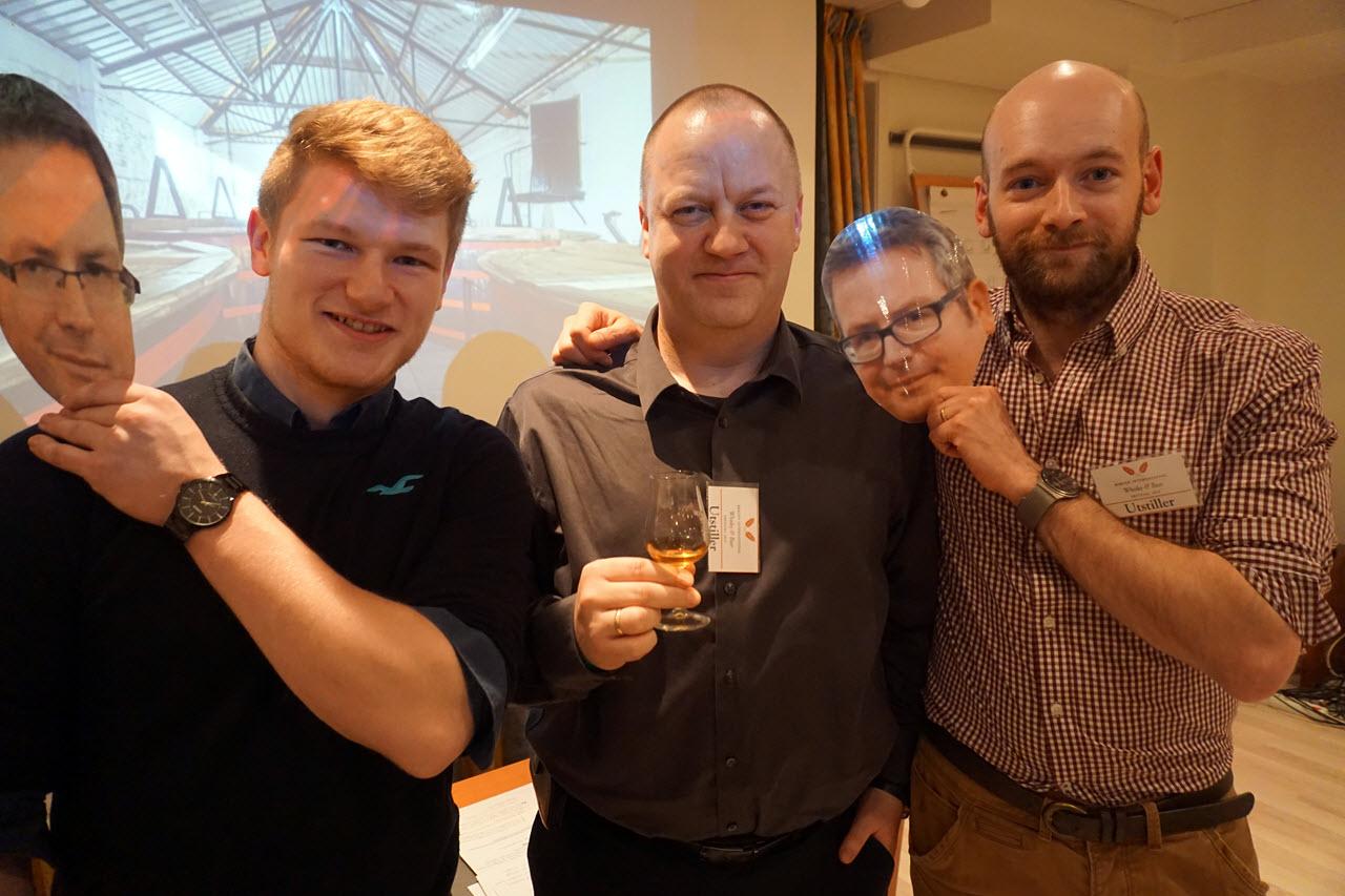Bergen International Whisky & Beer Festival 2015 - Cadenhead