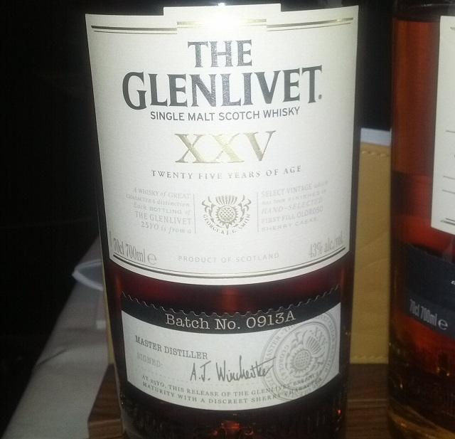 The Glenlivet XXV
