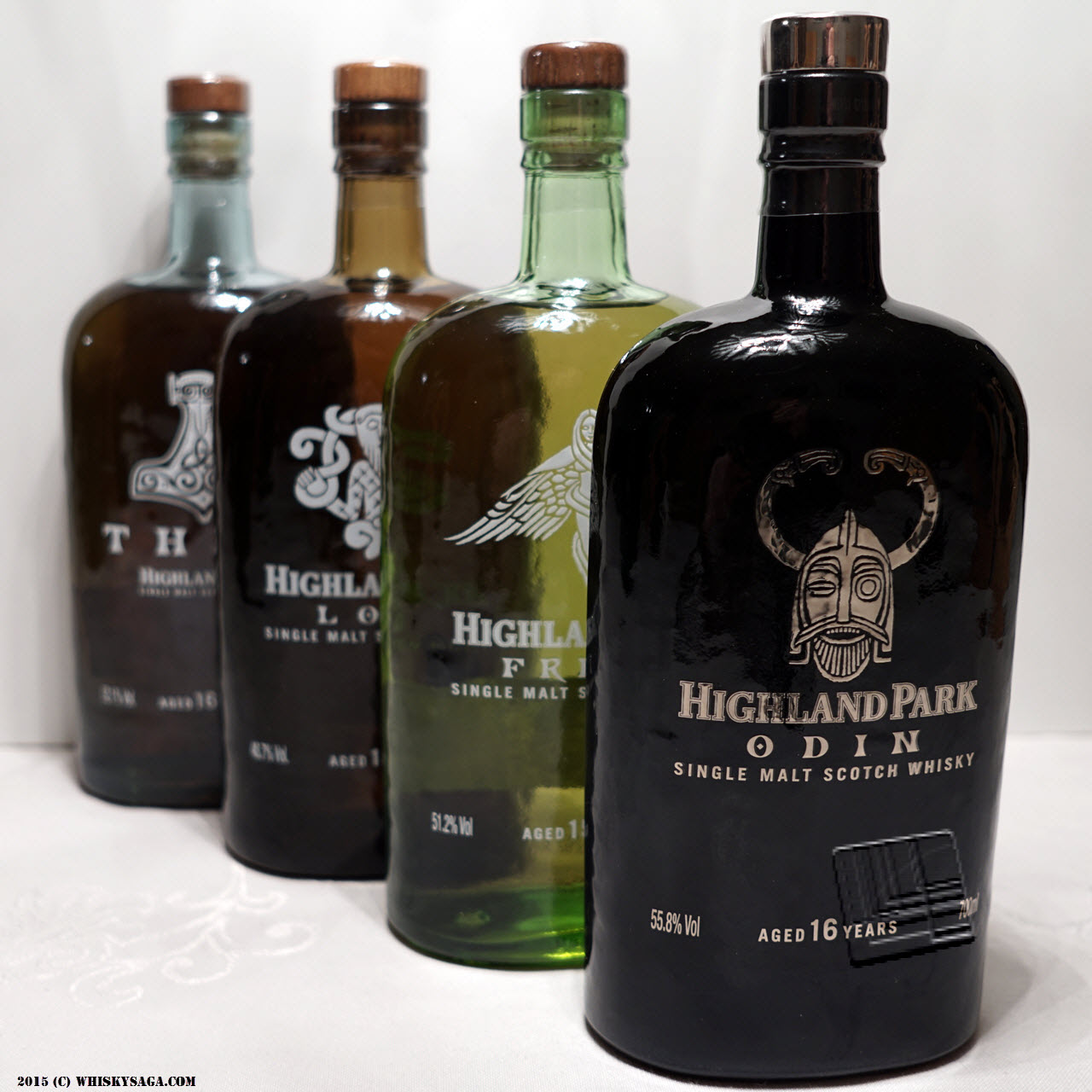 Highland Park The Valhalla Collection 1