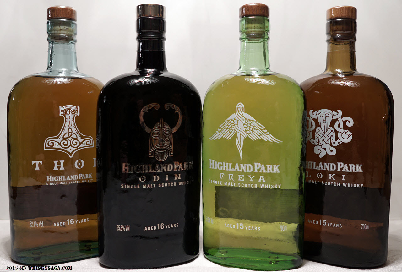 Highland Park The Valhalla Collection 2