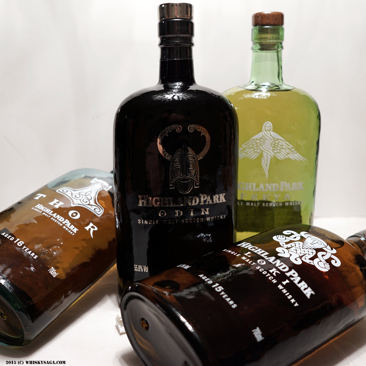 Highland Park The Valhalla Collection 3