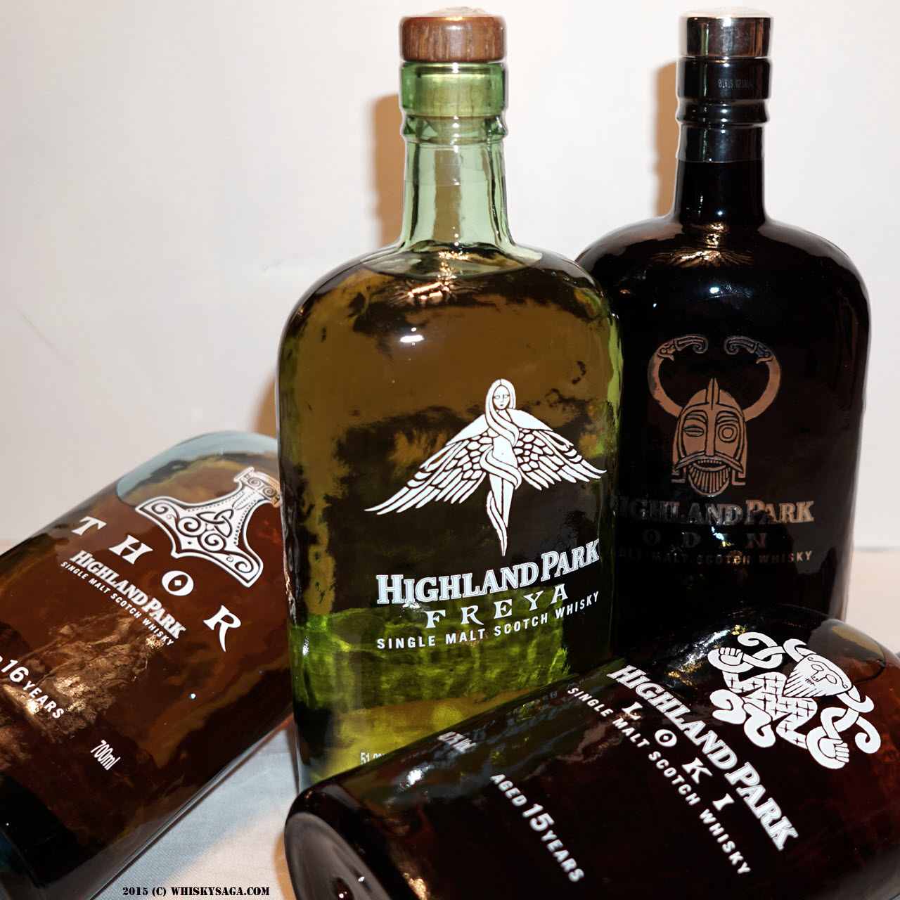 Highland Park The Valhalla Collection 4