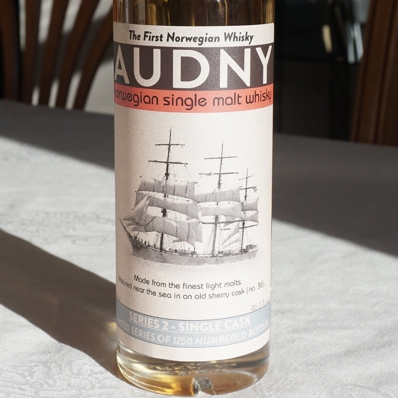 Audny Series 2 Single Cask