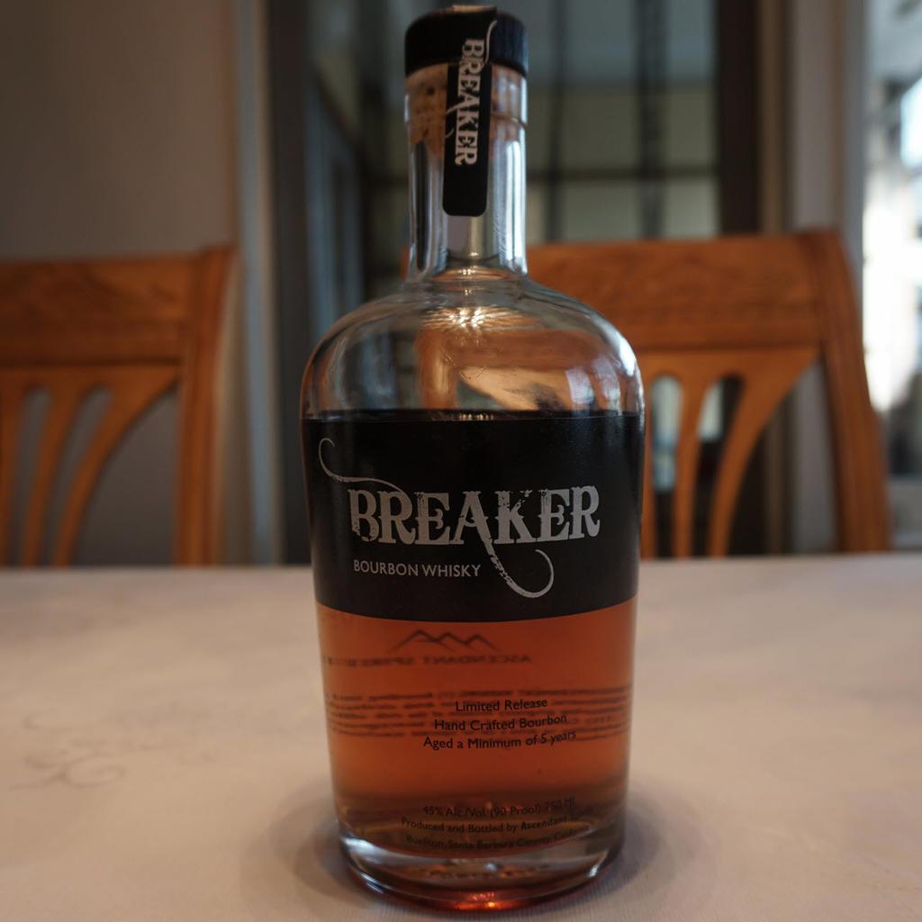Breaker Bourbon Whisky - Batch No. 05