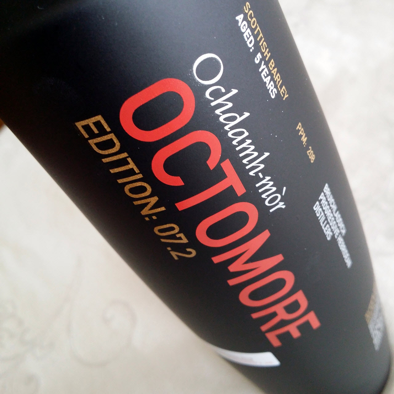 Bruichladdich Octomore 07.2 Scottish Barley