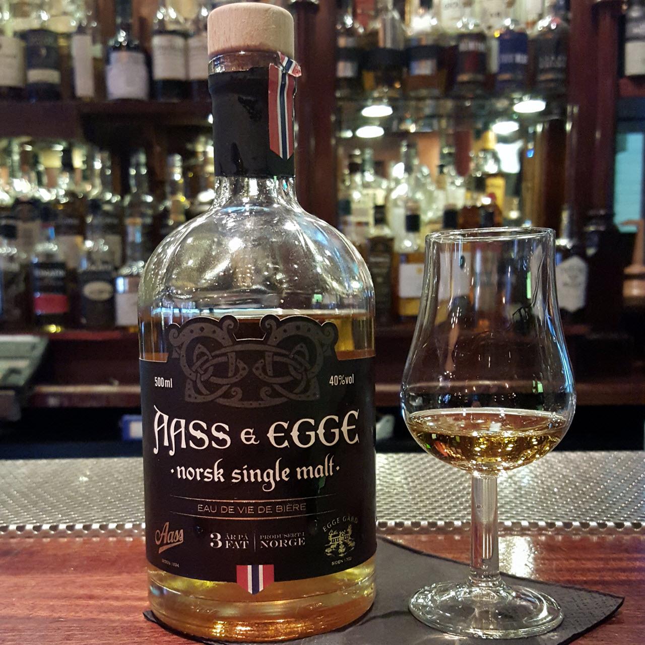 Aass & Egge - norsk single malt
