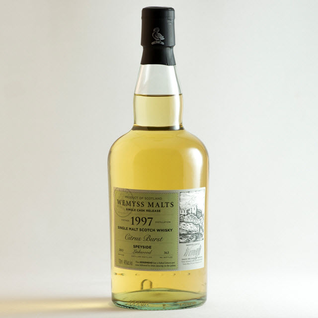 "Linkwood 1997 ""Citrus Burst"" (Wemyss Malts)"