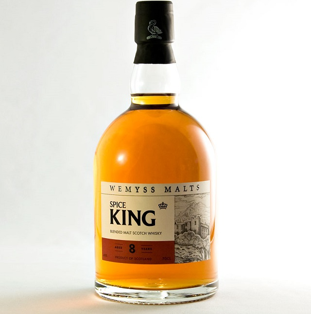 Spice King 8 YO (Wemyss malts)