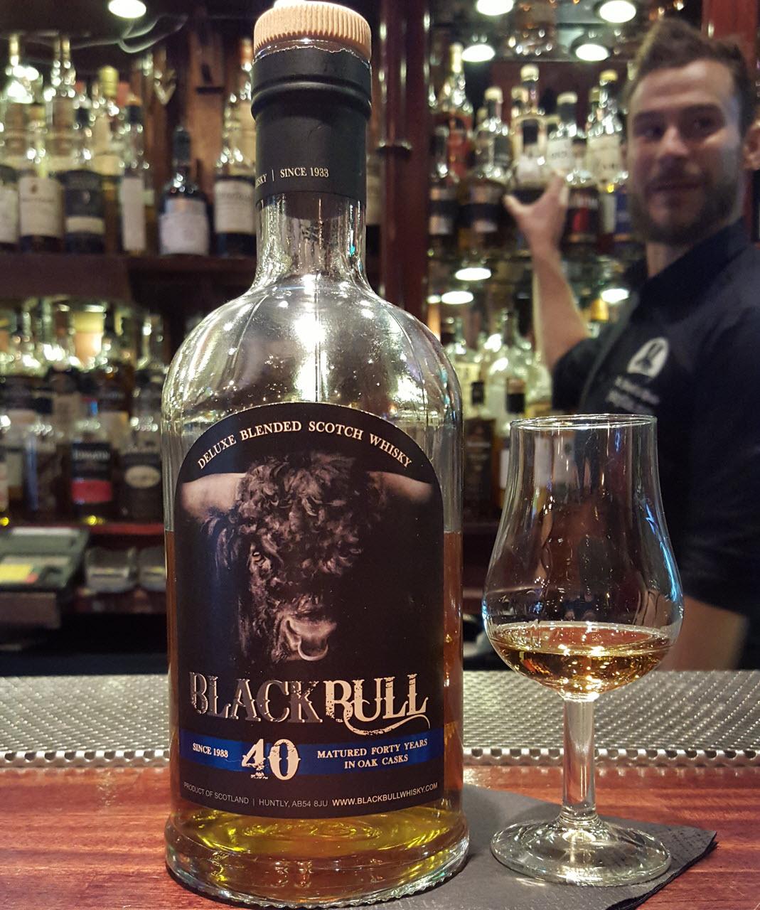 Black Bull 40 YO Batch no 2