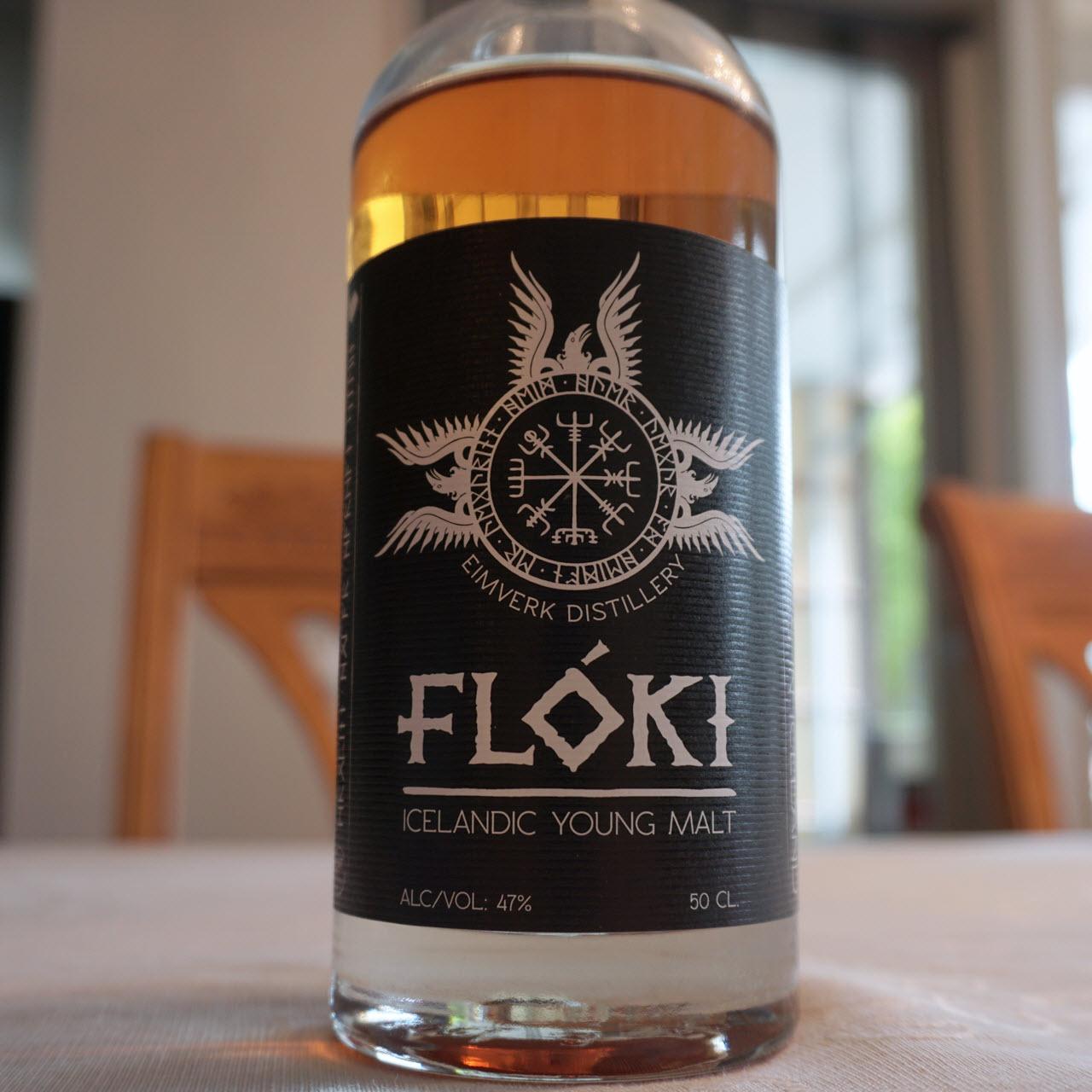 Flóki - Icelandic Young Malt 1st Edition