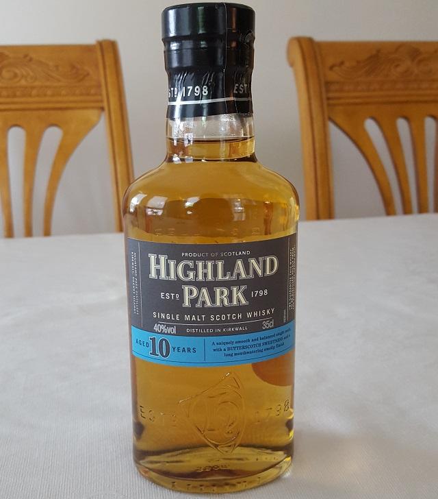 Highland Park 10 YO