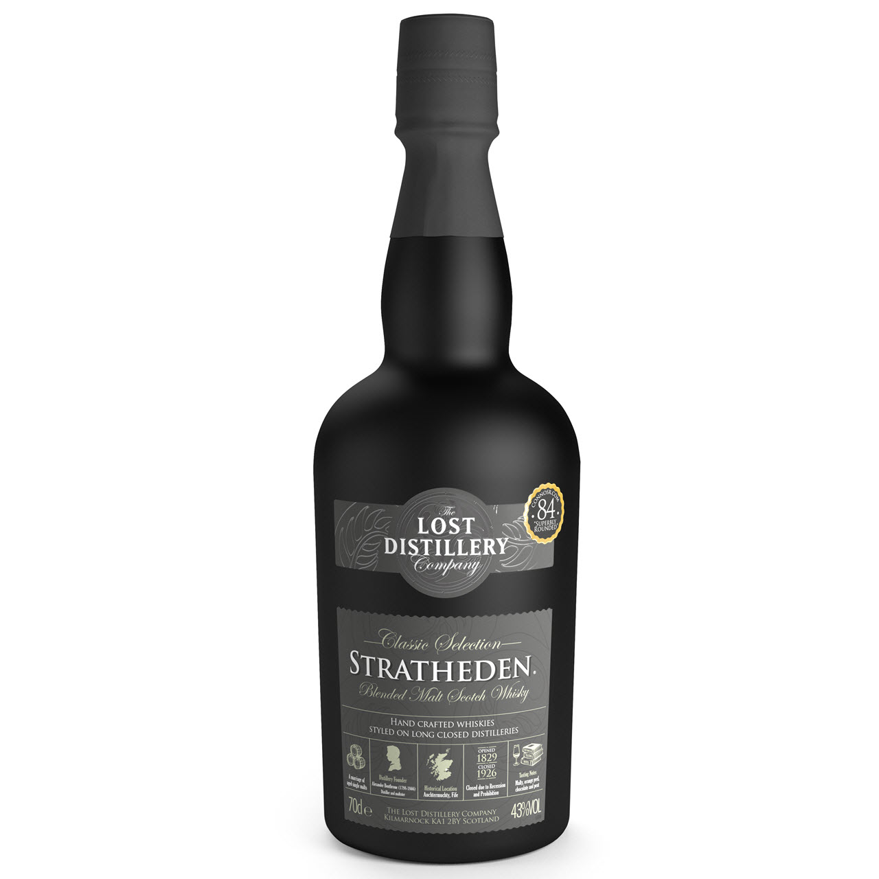 Stratheden Classic Selection - The Lost Distillery