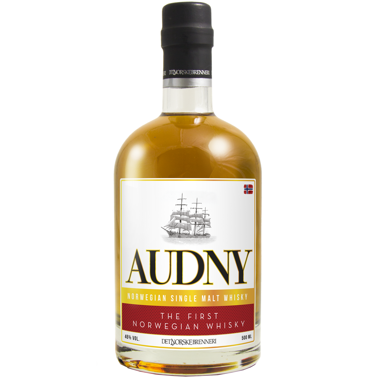Nordic Whisky #50 - Audny Series 3 Single Cask