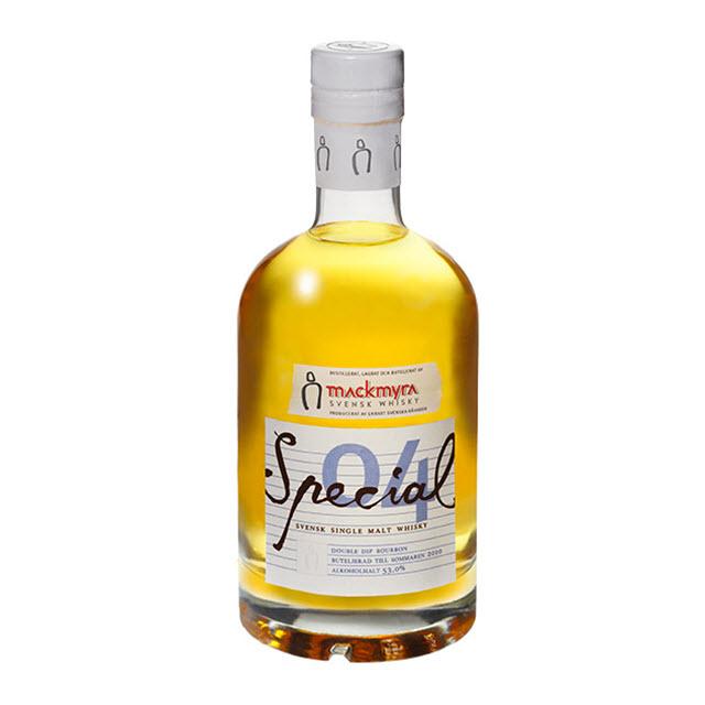 Nordic Whisky #49 - Mackmyra Special 04 Double Dip Bourbon