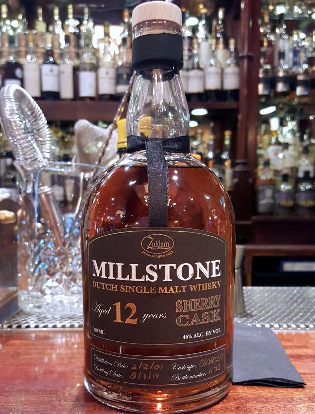 Millstone 2001 12 YO Sherry Cask