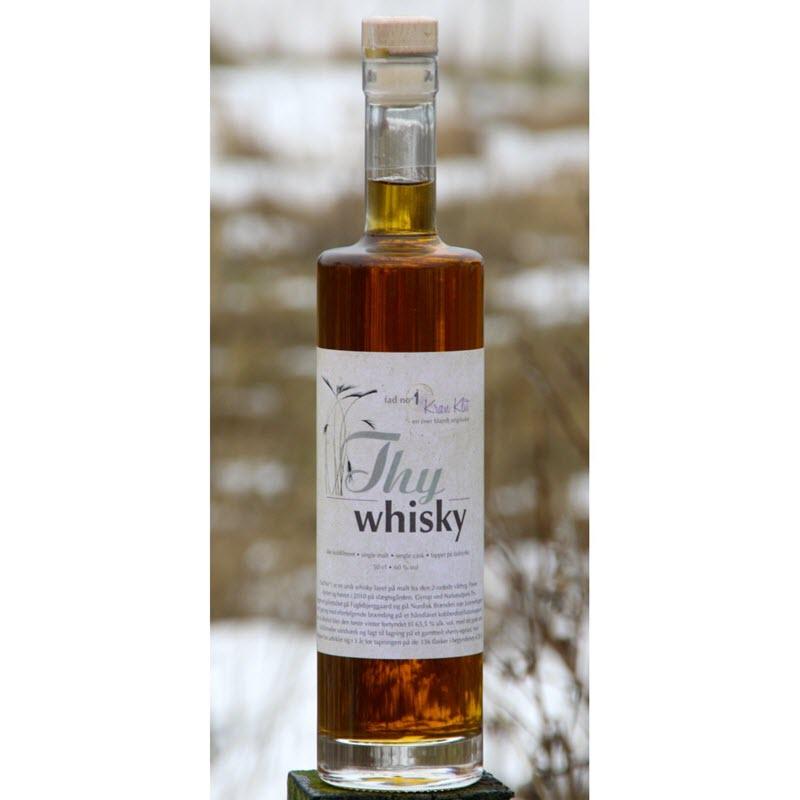 Nordic Whisky #51 - Thy Whisky Fad No 1 'Kræn Klit'