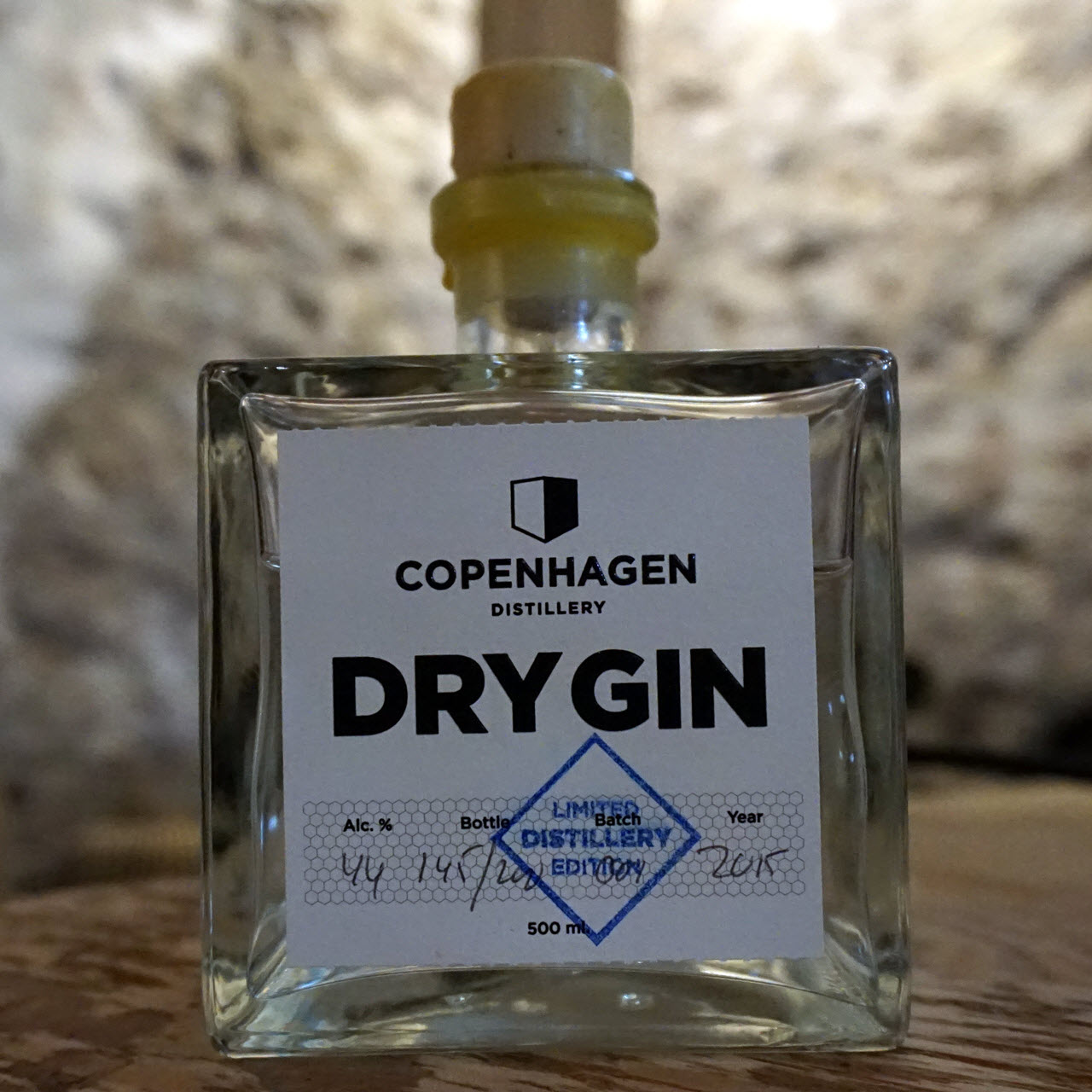 Visiting Copenhagen Distillery - the gin