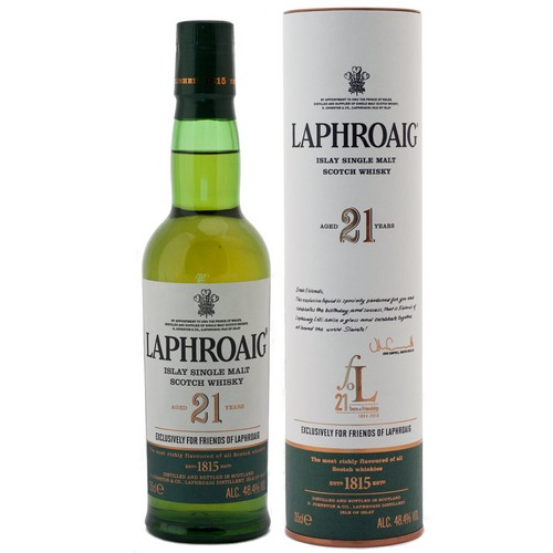 Laphroaig 21 YO Friends of Laphroaig