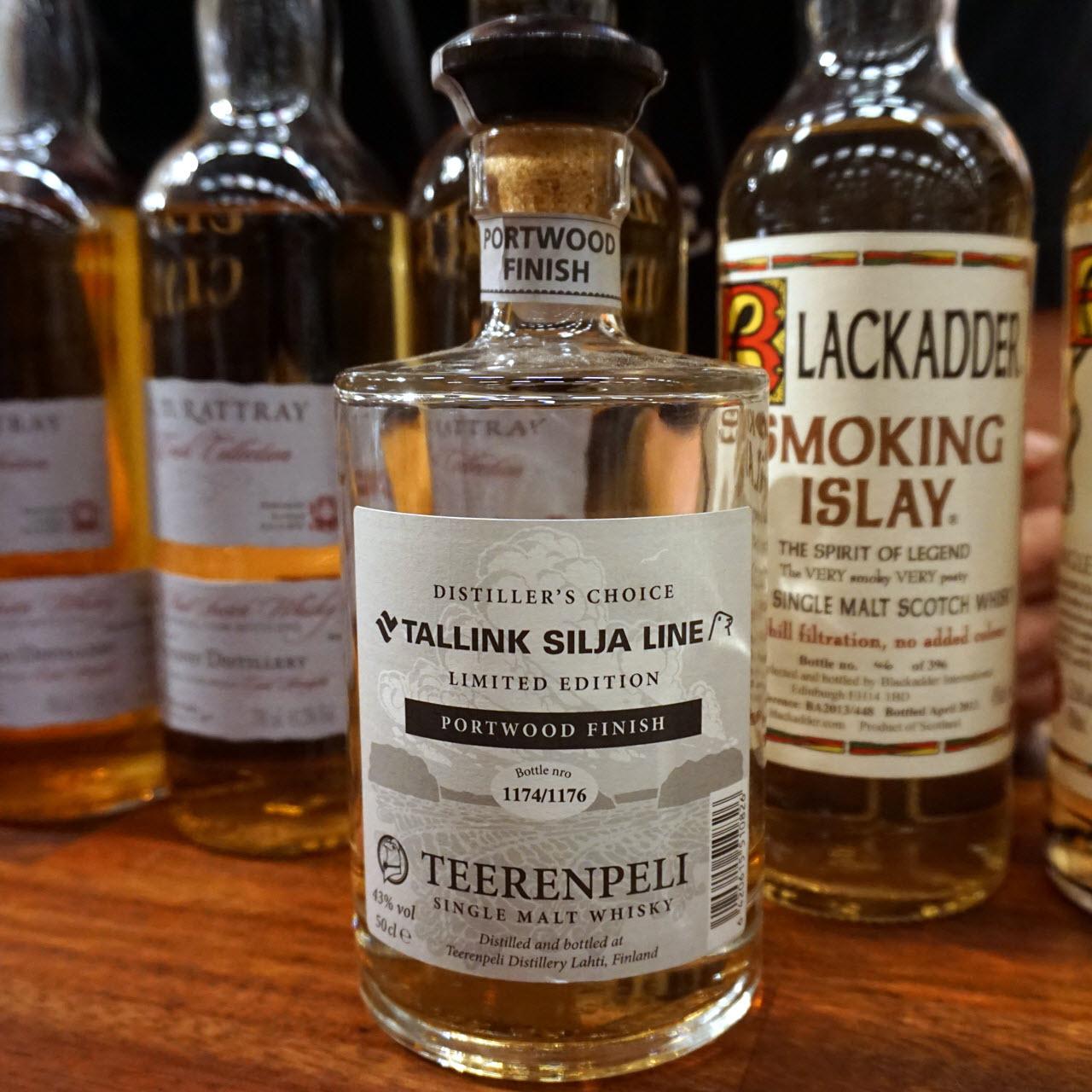 Nordic Whisky #58 - Teerenpeli Distiller's Choice Portwood Finish