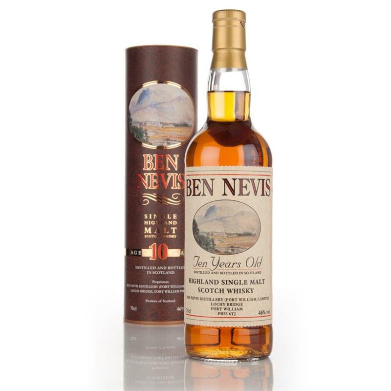 Ben Nevis 10 YO