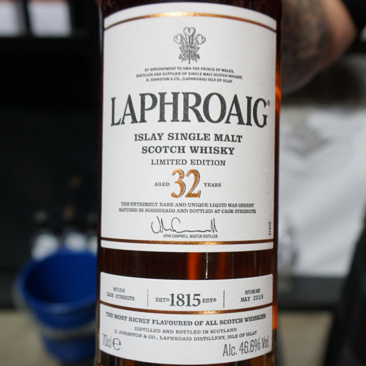 Laphroaig 32 YO