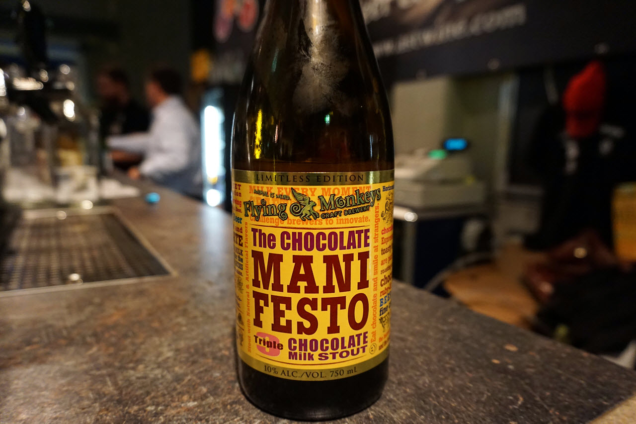 Stockholm Beer and Whisky Festival 2015 - Manifesto