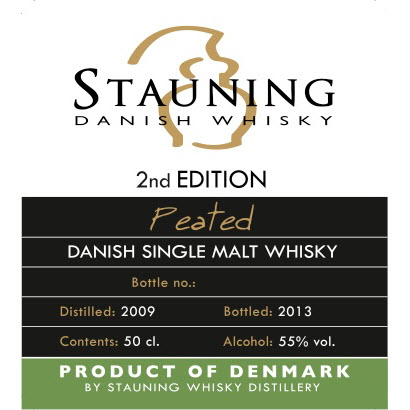 Nordic Whisky #66 - Stauning Peated 2nd Edition