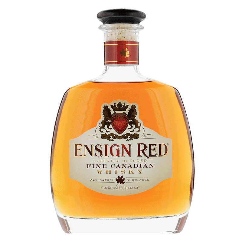 Ensign Red Canadian Whisky