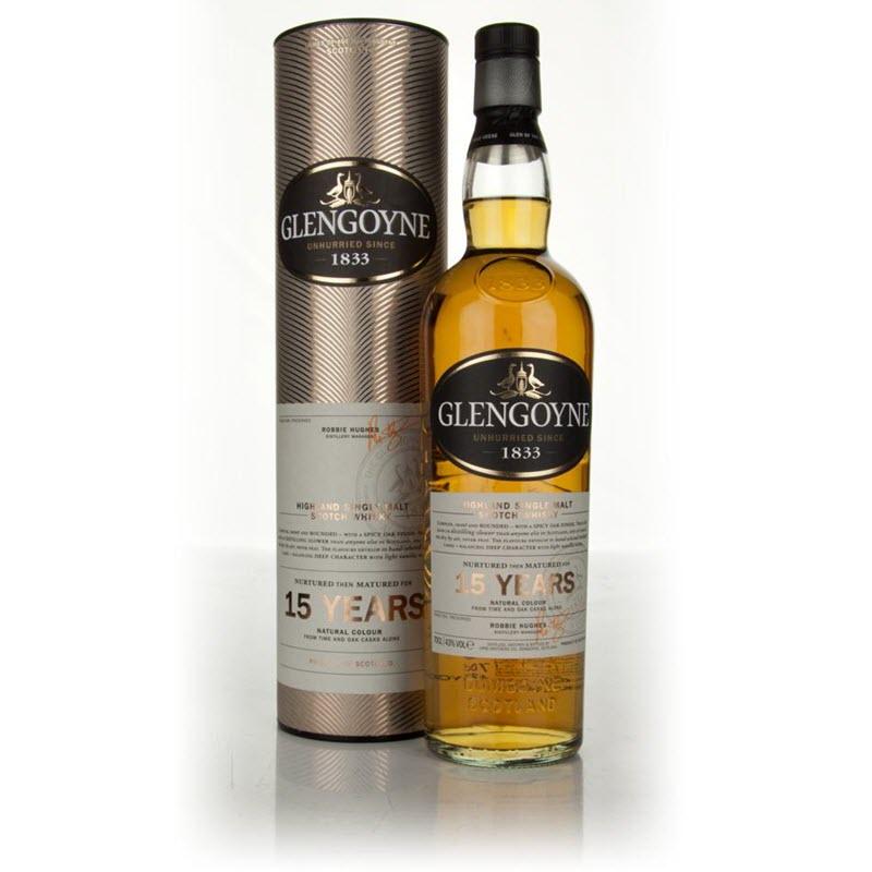 Glengoyne 15 YO