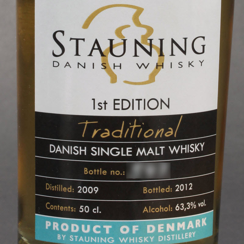 Stauning Traditional 1st Edition